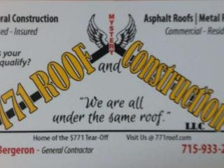 771 Roof & Construction Llc