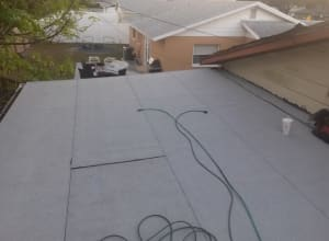 Chris's roof repairs