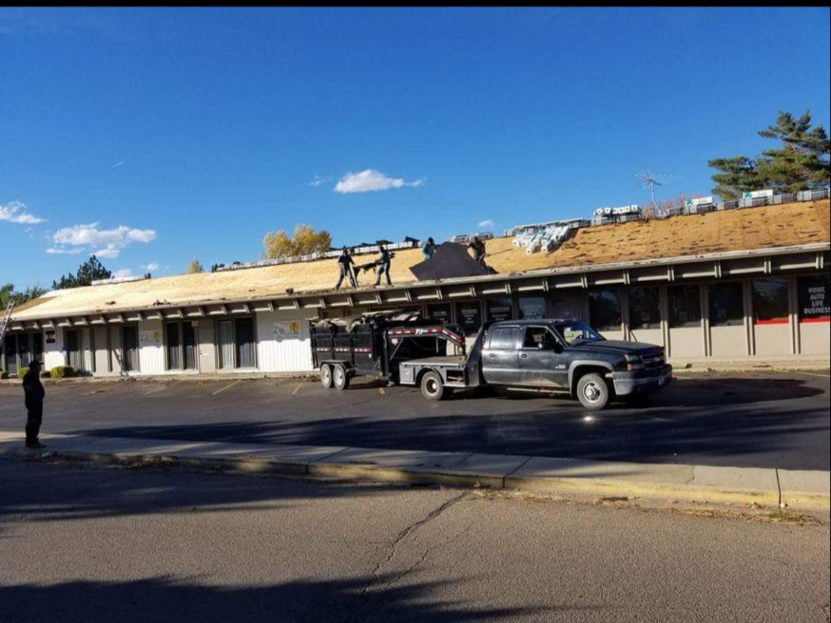 M Amp N Roofing Greeley Co Installs Roofs