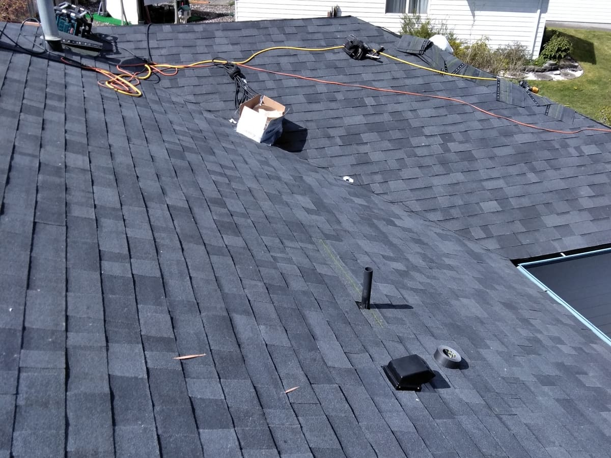 Valley Ridge Roofing Bremerton Wa Installs Roofs