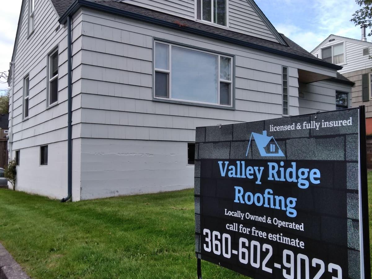 Valley Ridge Roofing - Bremerton, WA - Installs roofs