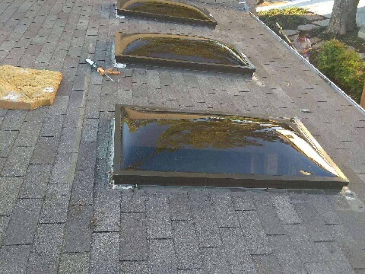 Accuflo Roofing Company Dallas Tx Installs Asphalt Metal Flat Specialty Roofs