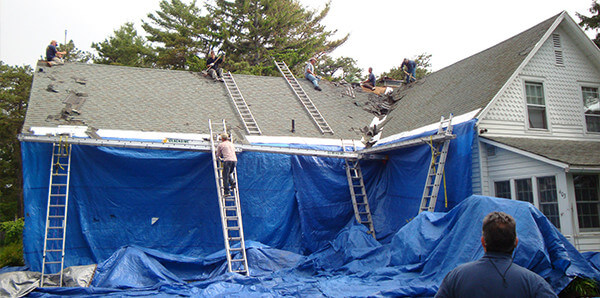 cost of roof installation