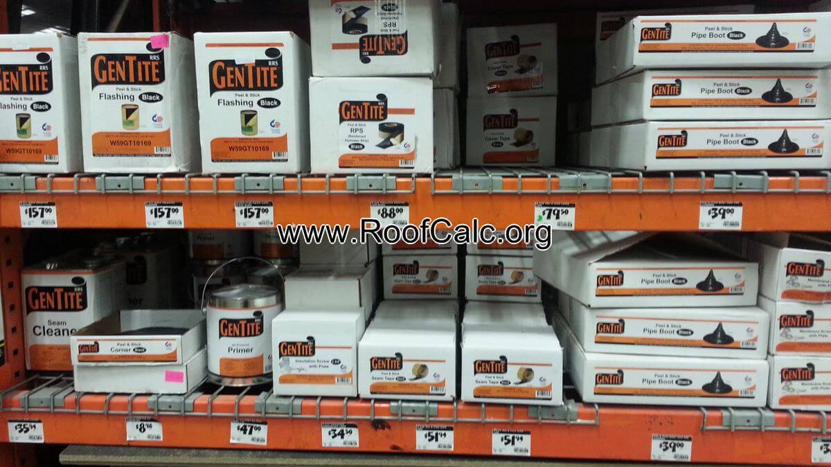 Rubber Roofing Prices Www Roofcalc Org Roofcalc Org