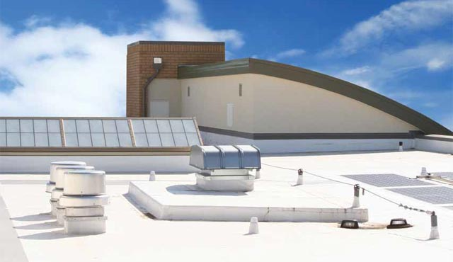 70 Flat Roof Facts
