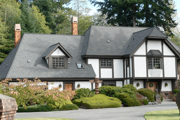 5 Reasons To Love Synthetic Slate Roofing