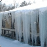 Holy Ice Dams