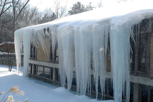 Roof Deicing Systems Melt Ice Dams Before Your Roof Leaks