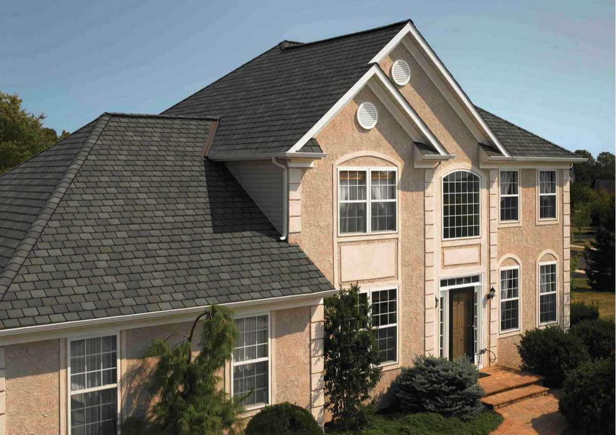 Top 65 facts about roofing shingles for Roof color