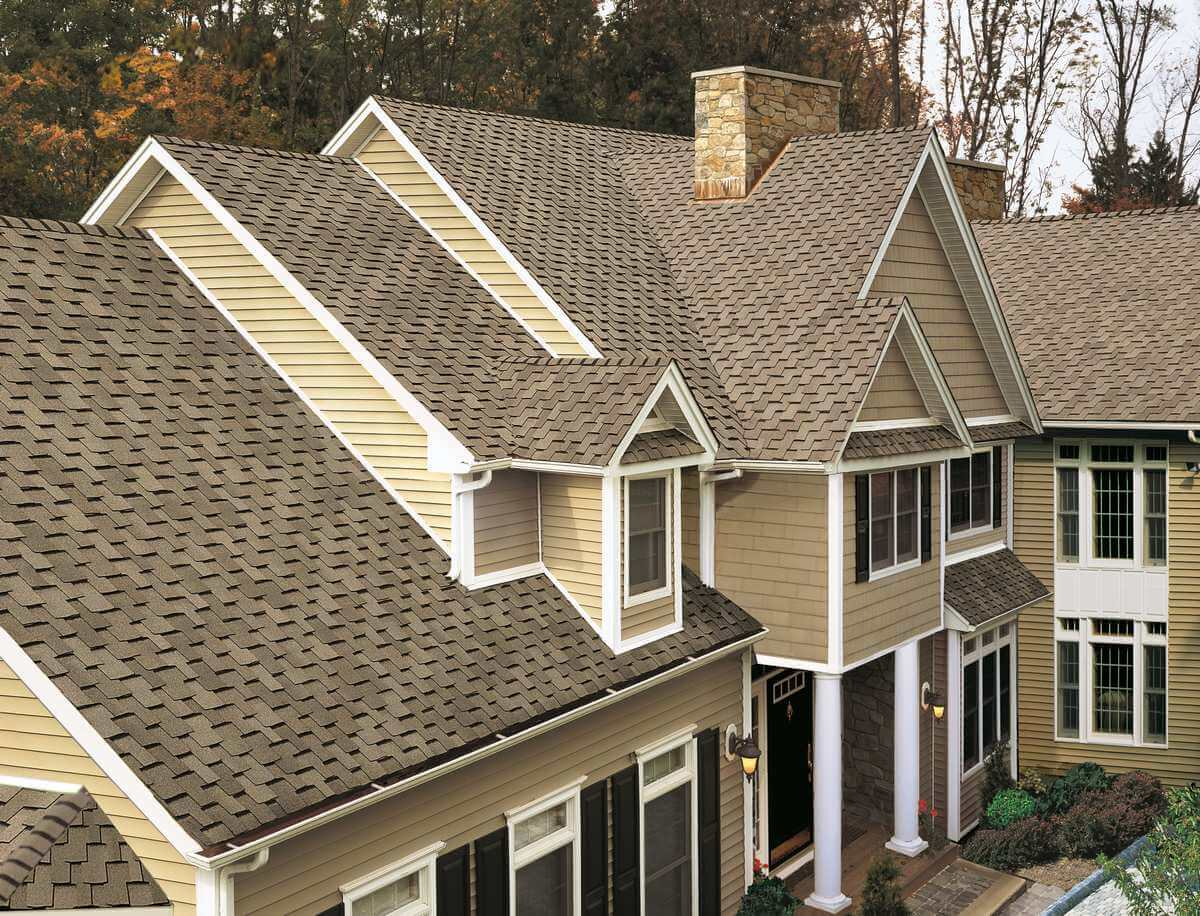 Top 65 facts about roof shingles for Best roof color