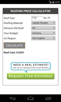 House Gosu Roof Calc screenshot 1 (2)