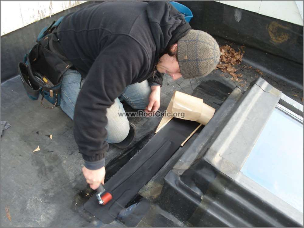 How Much Contractors Charge To Fix Rubber Roofs, And Why You DONu0027T Need A  Roofer: