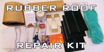 Rubber Roof (EPDM ) Repair Kit