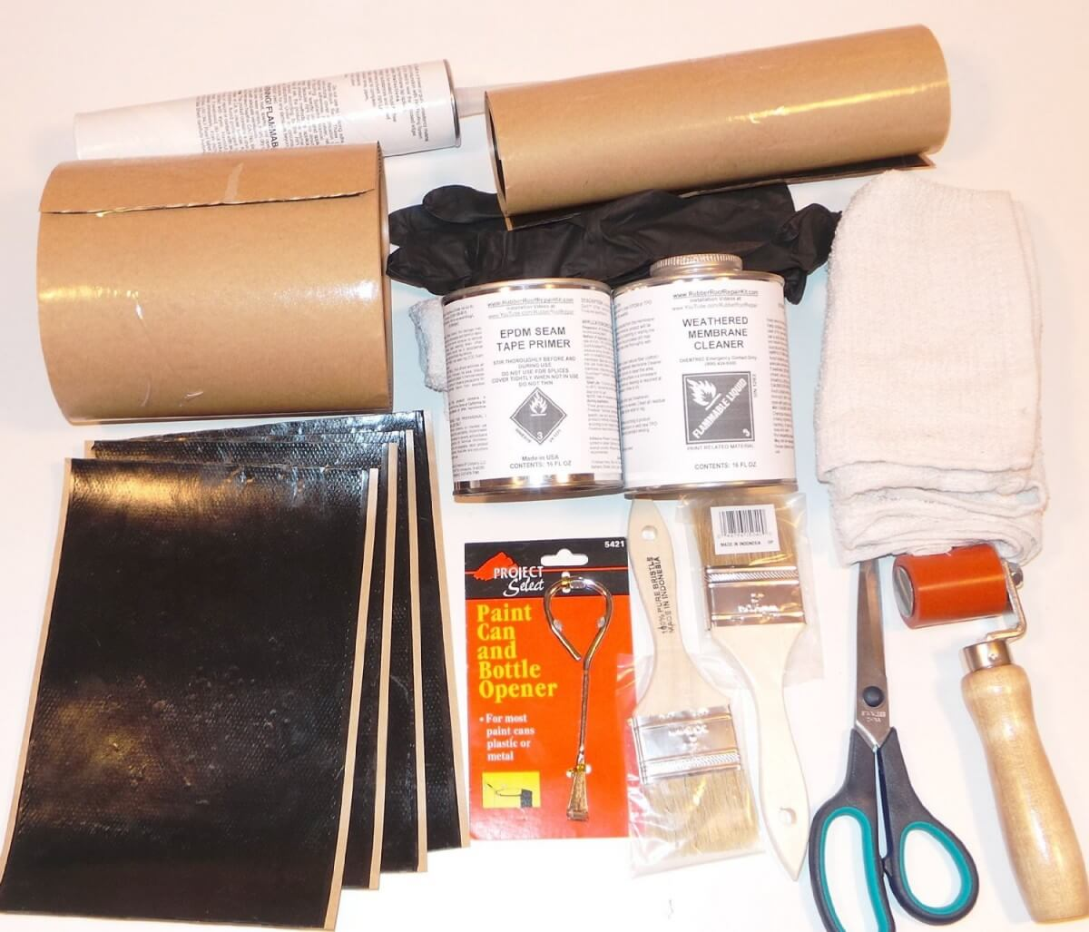 Rubber Roof Repair Kit AMZ