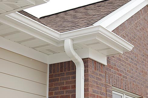 Seamless Gutters Cost Estimate Gutter Prices Per Linear Foot