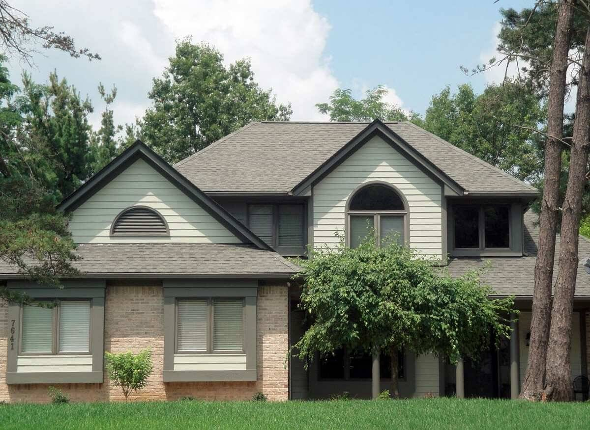 Architectural Roof Shingles Slate Grey