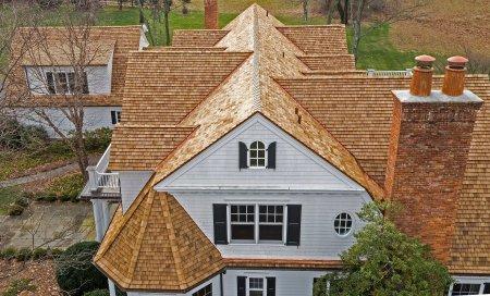 Cedar Shake Shingle Roof Roofcalc Org