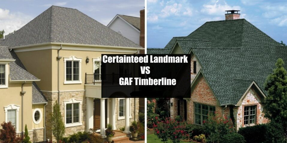 Certainteed Landmark Shingles vs. GAF Timberline