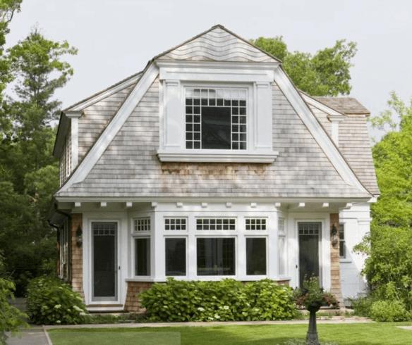 Classic Cedar Shingles Roof