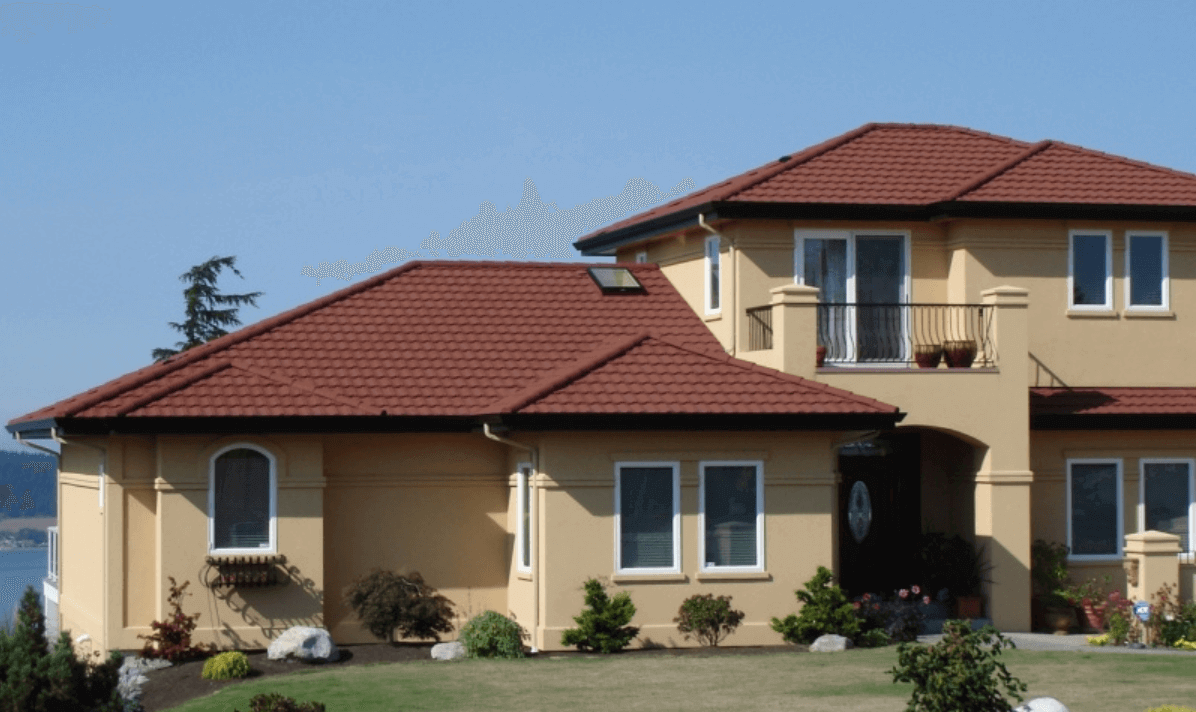 Classic Stone Coated Metal Roof Tile By Decra
