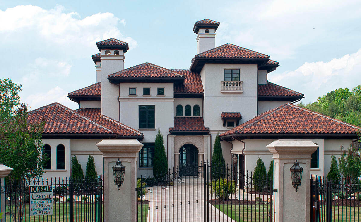 Clay Tile Roof Cost Estimate Clay Roofing Prices