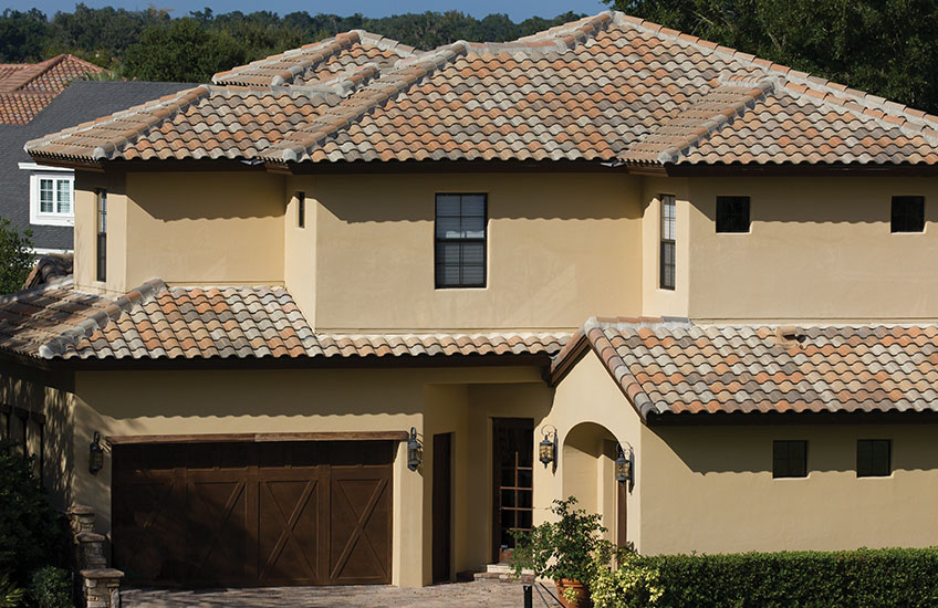 Clay tile roof cost estimate clay roofing prices for Adobe construction cost