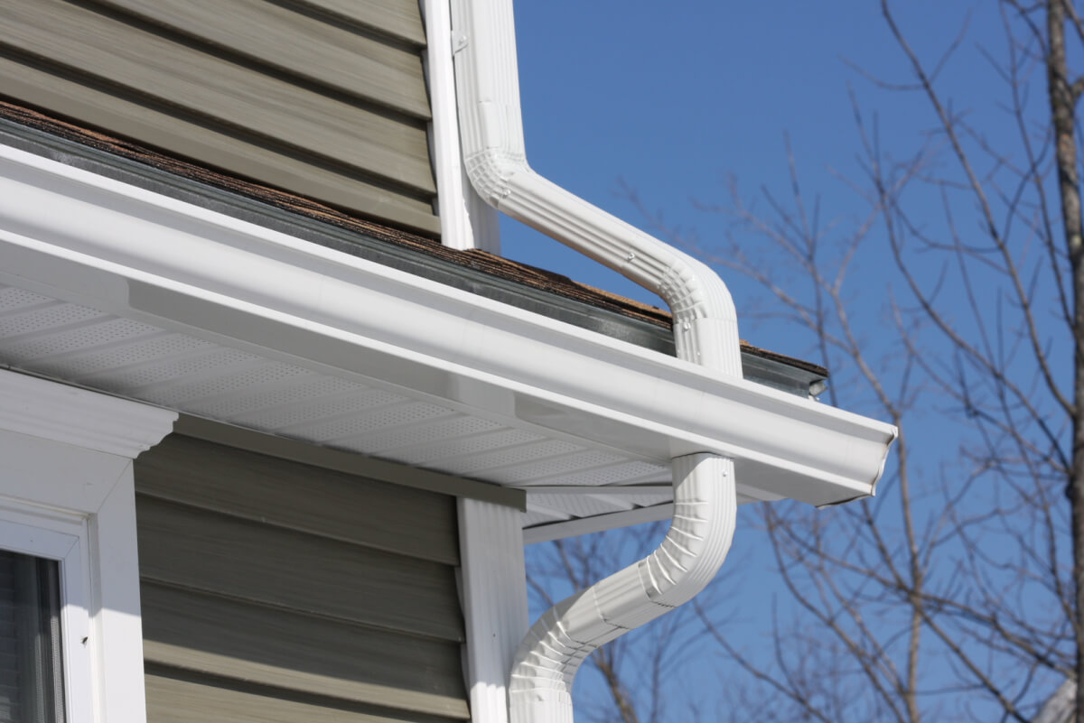 Cost Of Gutters Calculator Estimate Your Gutter