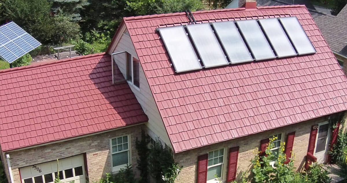 Country Manor Shake Metal Roof Roofcalc Org