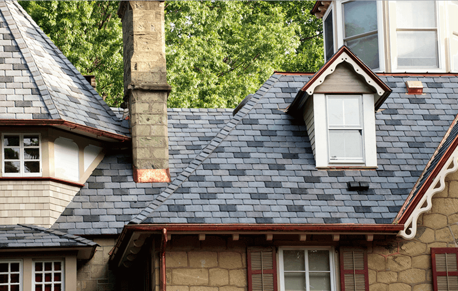 Davinci Synthetic Slate Roof