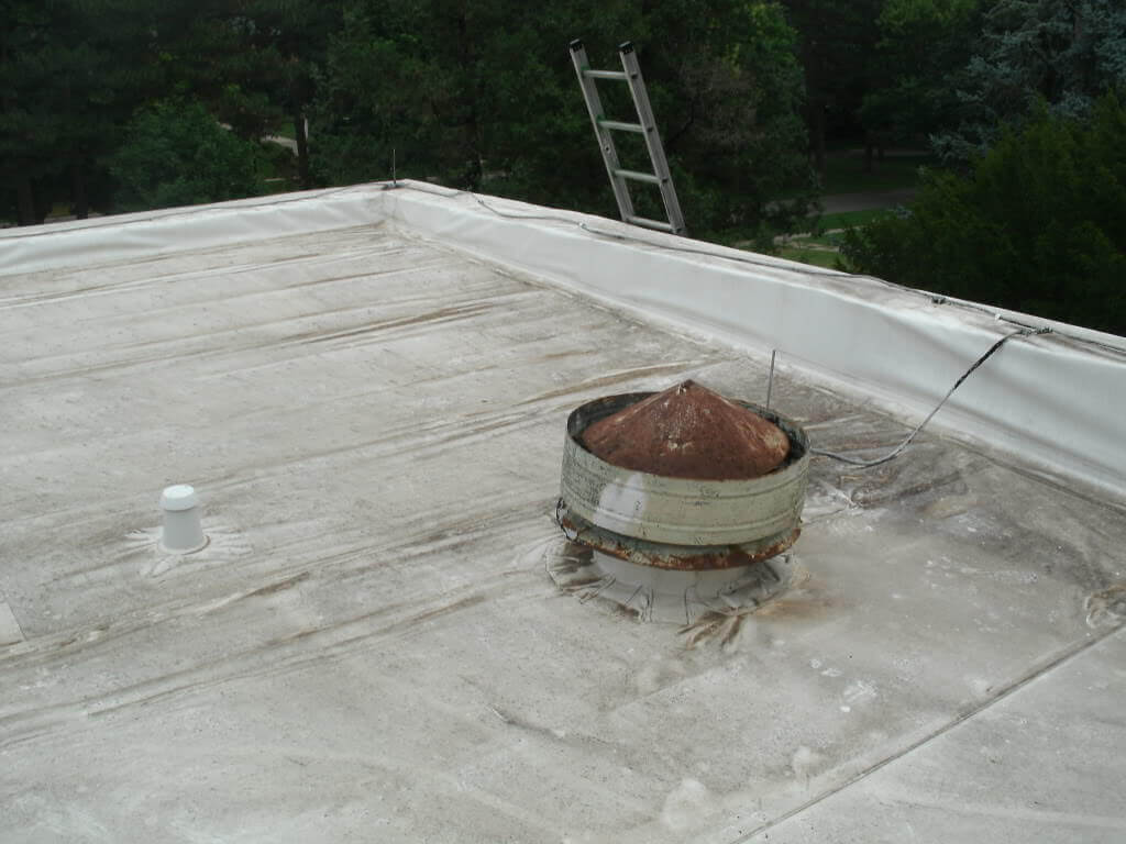 Disadvantages of TPO single ply roofing