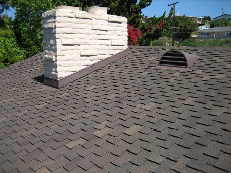 Dormer Vent on a Shingle Roof