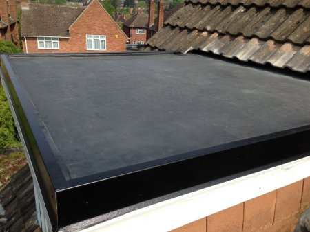 EPDM Rubber Roofing: Materials, Installation and Repair Costs