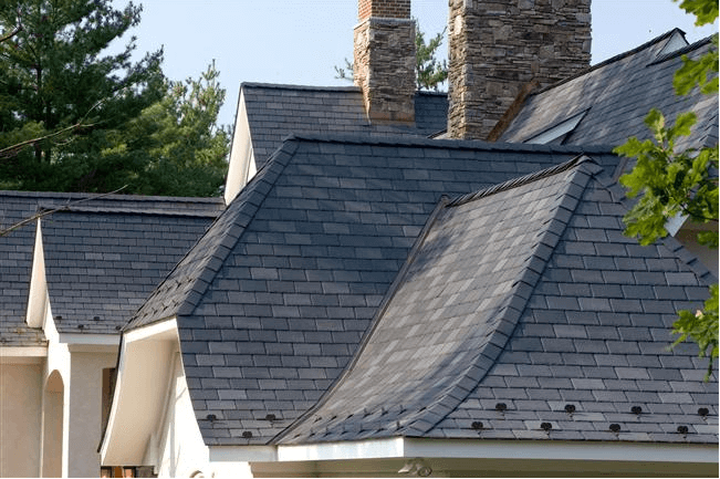 5 Best Synthetic Slate Roofing Products Roofcalc Org