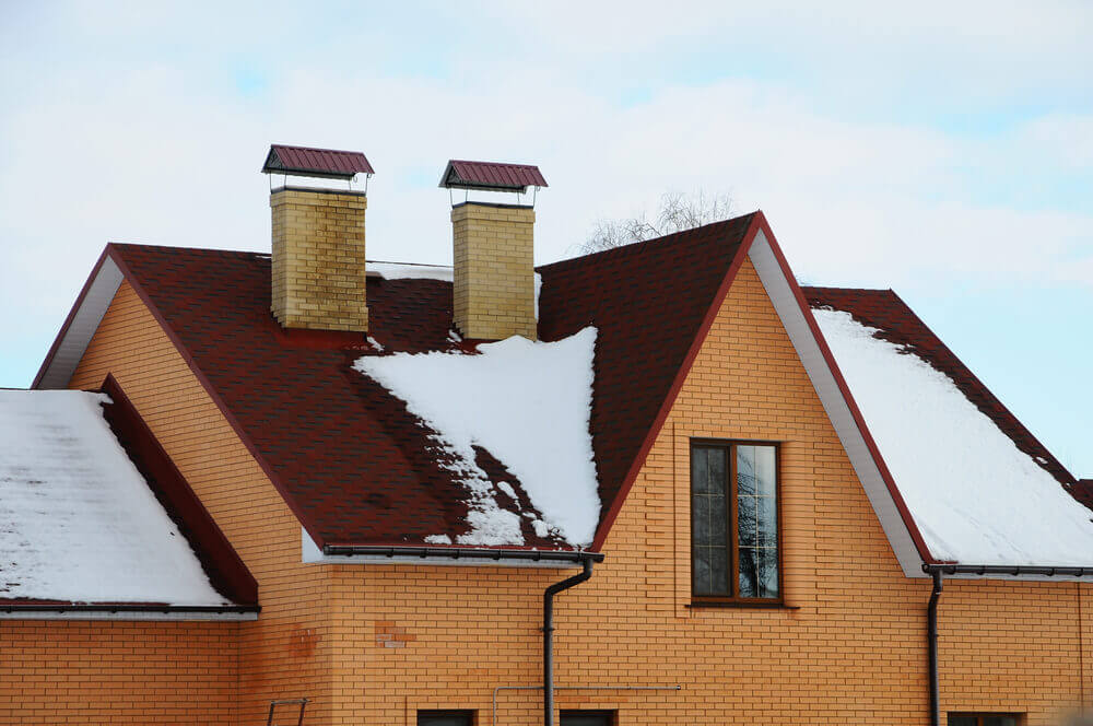 GAF Roof weather protection