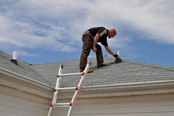 Getting a Roof Inspection and estimate