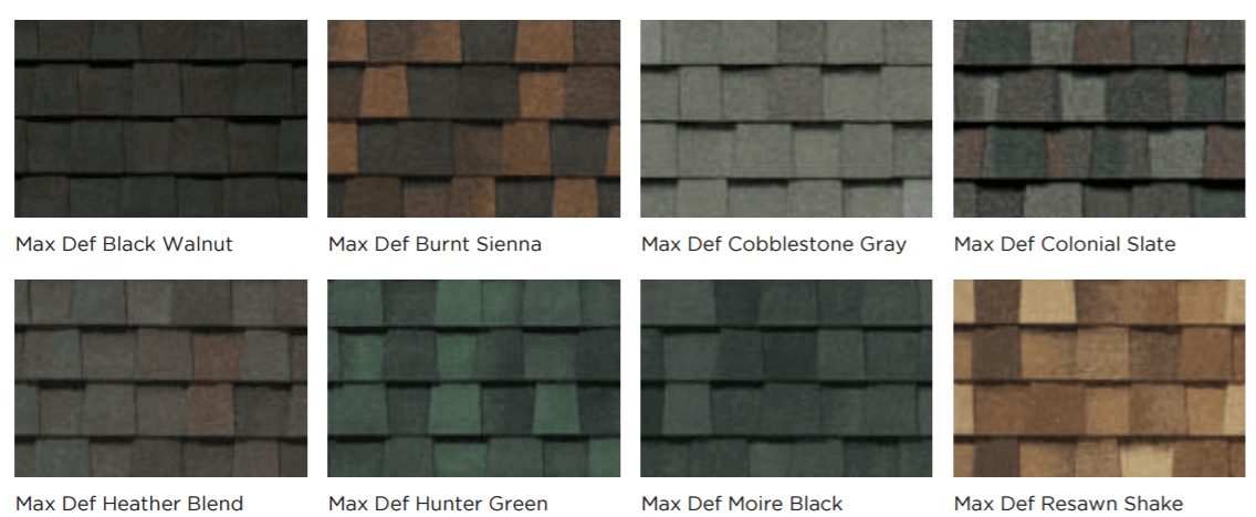 Timberline Vs Landmark Shingles Compare Roof Shingle