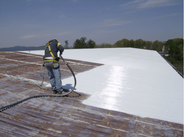 Liquid Epdm Rubber Roof Material And Installation Costs
