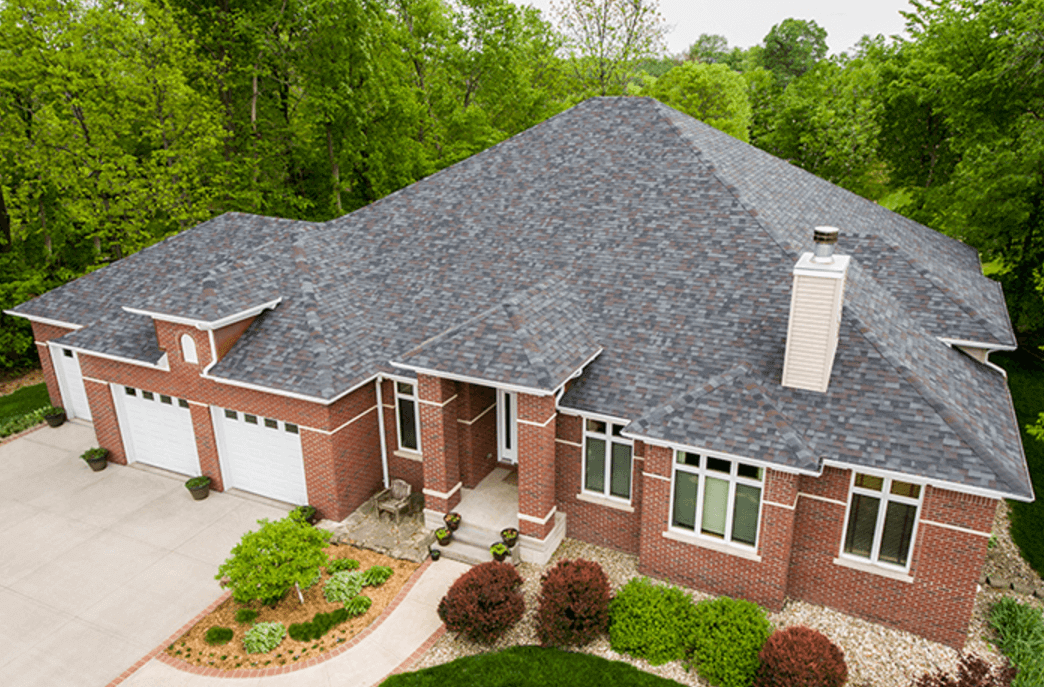 Roof shingles prices 2017 for Names of roofing materials