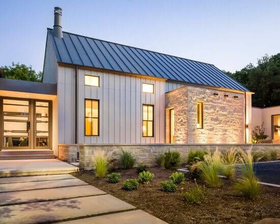 Metal Roof  Estimator