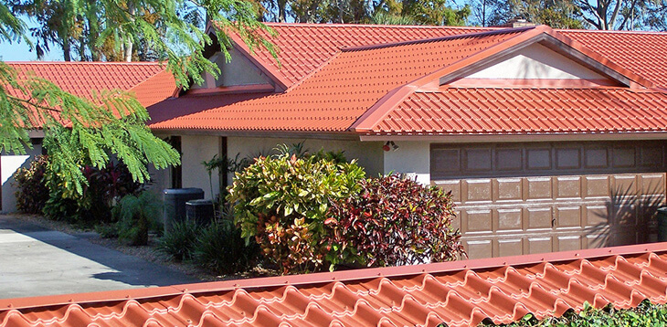 2018 metal roof cost guide installation prices for top for Most expensive roof material