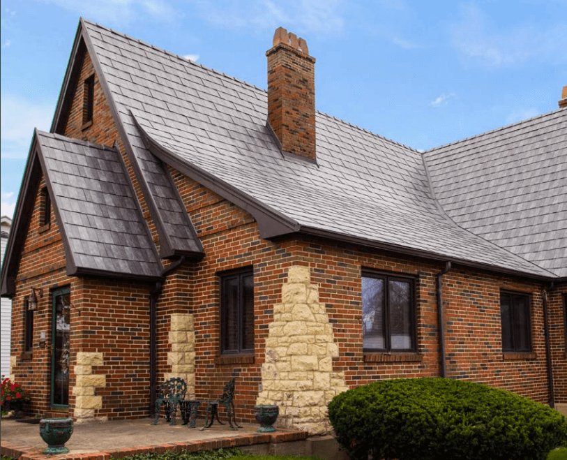 Milan Steel Shingle