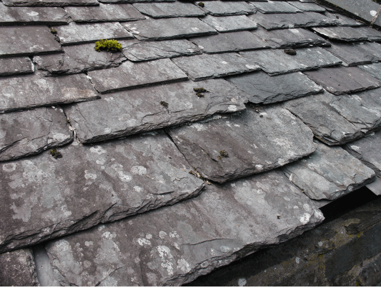Slate Roof Installation : Slate roof cost estimate prices for tiles