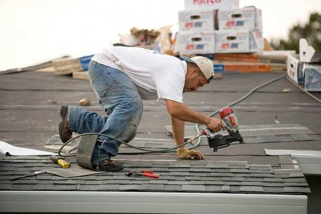 Properly Nail Roofing Shingles