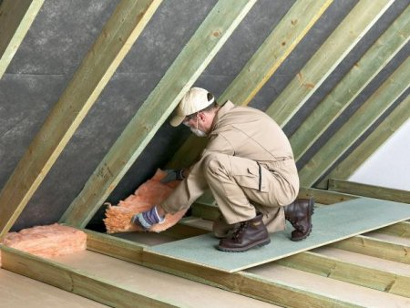 Roof and Attic Insulation