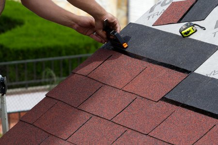 Shingle roof replacement - labor coverage