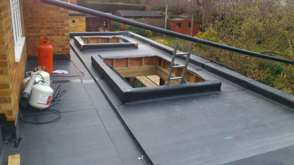 Single Ply Roofing Membrane