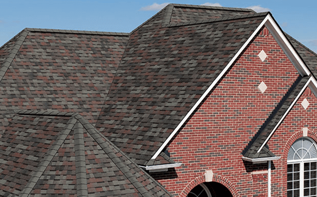 Slate Looking Shingle by Owens Corning