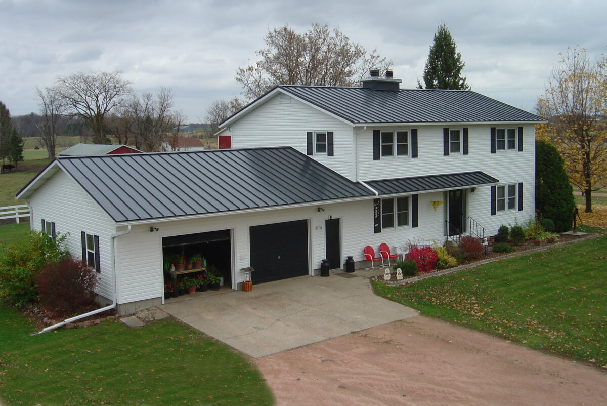 What Is The Best Paint For Metal Roofing