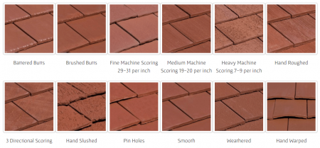 Clay tile roof cost estimate clay roofing prices roofcalc textured terracotta tiles ppazfo